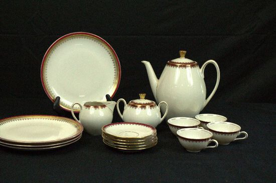 Winterling Marktleuthen Bavaria Tea Set