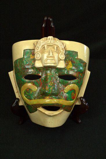 Soapstone Mask