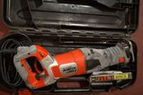 Fire Storm Black & Decker Electric Sawzaw