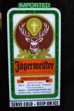 Lighted Jagermeilter Sign