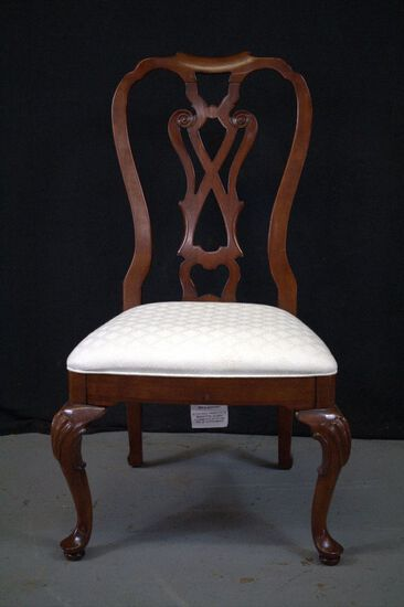 8 Pennyslvania House Cherry Finish Chairs