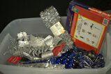 Box of Christmas Décor