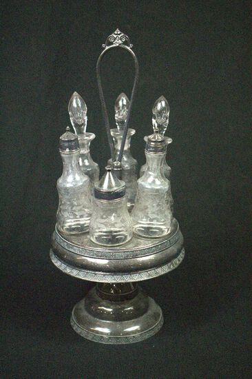 Victorian Castor Set
