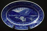 Shenango China, Baltimore Series Platter