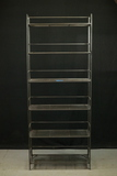Metal Folding Storage Rack