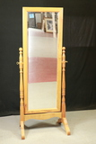 Cheval Oak Mirror