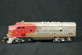 Santa Fe Lionel Engine