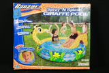 Banzai Spray N' Splash Giraffe Pool