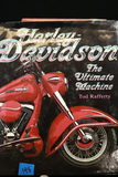 Assorted Harley Davidson Books