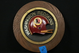 Redskins Plastic Plaque