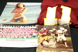 Assorted Redskins Items