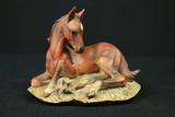 Masterpiece Porcelain Horse