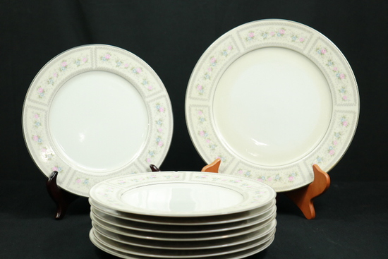 China Place Setting for 8