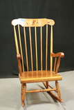 Mple Rocking Chair