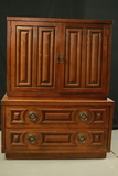 Vintage Chest with Drawers
