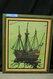 Clipper Ship Print