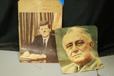 Roosevelt & Kennedy Pictures