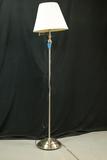 Chrome Pole Lamp