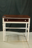 Painted Desk with Drawer