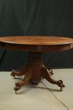 Quarter Sawn Antique Oak Table