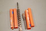 2 Rotart Hammer Bits