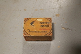 South Bend Antique Fishing Reel in Box