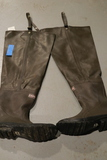 Pair of Boots, Glasses, 2 Ponchos, 2 Piar of Knee High Waders