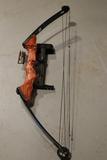 Kodiak Magnum Compound Bow with Quiver