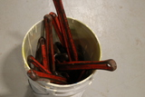 Set of Beaver Tools Pipe Wrenches
