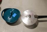 Pressure Cooker & Pot