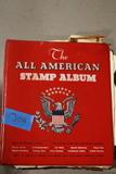 All American Stamp Album