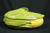 Shawnee Pottery Covered Dish