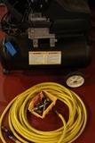 Central Pnuematic Compressor with Hose