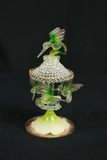 Blown Glas Hummigbird Decoration