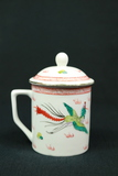 Oriental Covered Cup