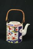 Oriental Tea Pitcher With Handle