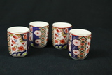 4 Oriental Cups