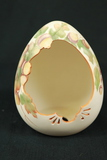 Signed Hand Painted Egg