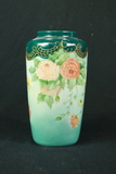 Bareuther Hand Painted Vase