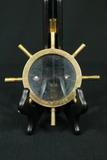 Brass Ship Magnifying Glass