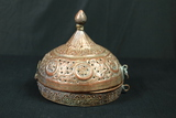 Copper Covered Dish