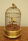 German Automaton Singing Bird