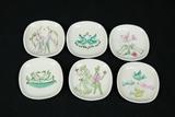 6 Rosenthal Plates