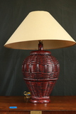 Basket Style Lamp
