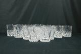 17 Bourbon Glasses