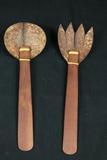 Wooden Fork & Spoon