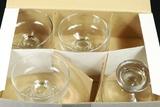 16 Glass Ice Cream Bowls