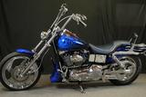 Custom 1996 Harley Davidson FXDWG Wide Glide