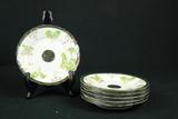 6 Prussia Plates