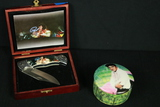 Elvis Presley Pocket Knife & Music Box